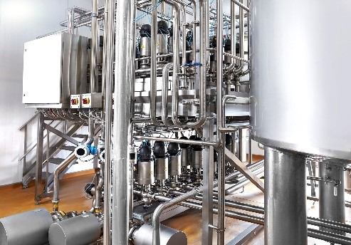 Automated milk pasteurisation process – a potential risk source